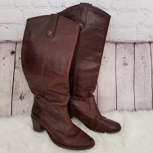 Frye knee-high boots